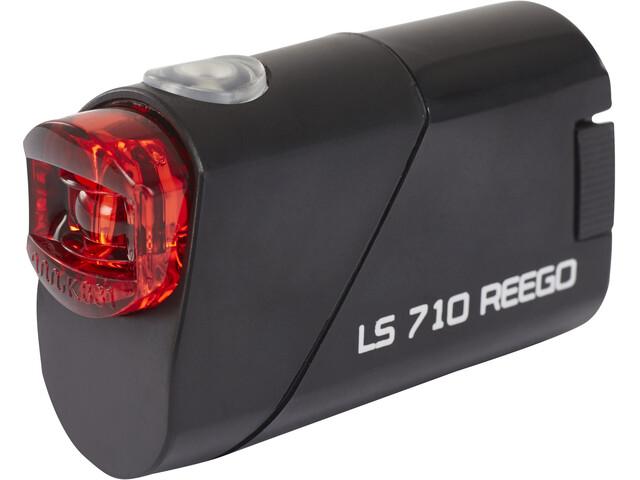 Trelock LS 710 Reego baglygte sort (2019)   Rear lights